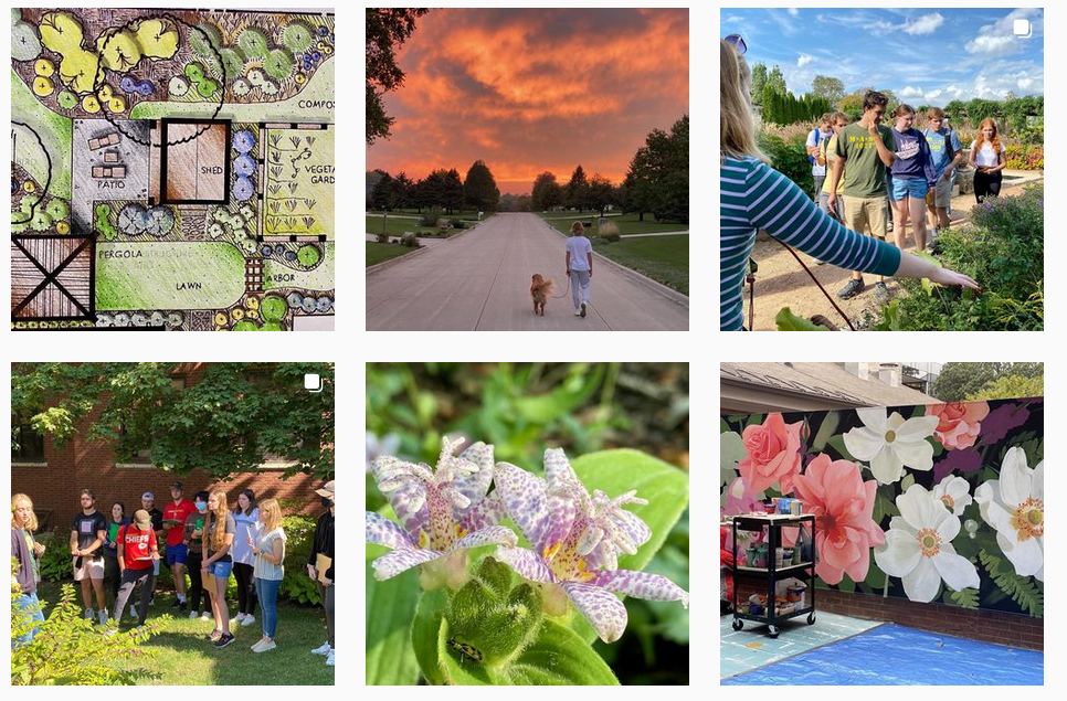 Horticulture and Home Pest News Instagram feed