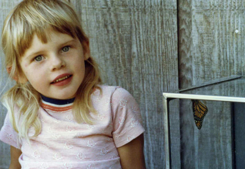 Laura's Early Fascination with the Monarch Butterfly