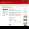 Turfgrass Management Calendar: Kentucky Bluegrass Lawns