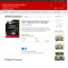 Understanding the Effects of Flooding on Trees -- Sustainable Urban Landscapes